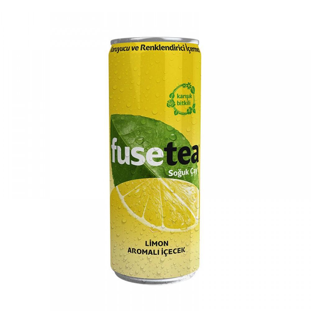 Fuse Tea Limon