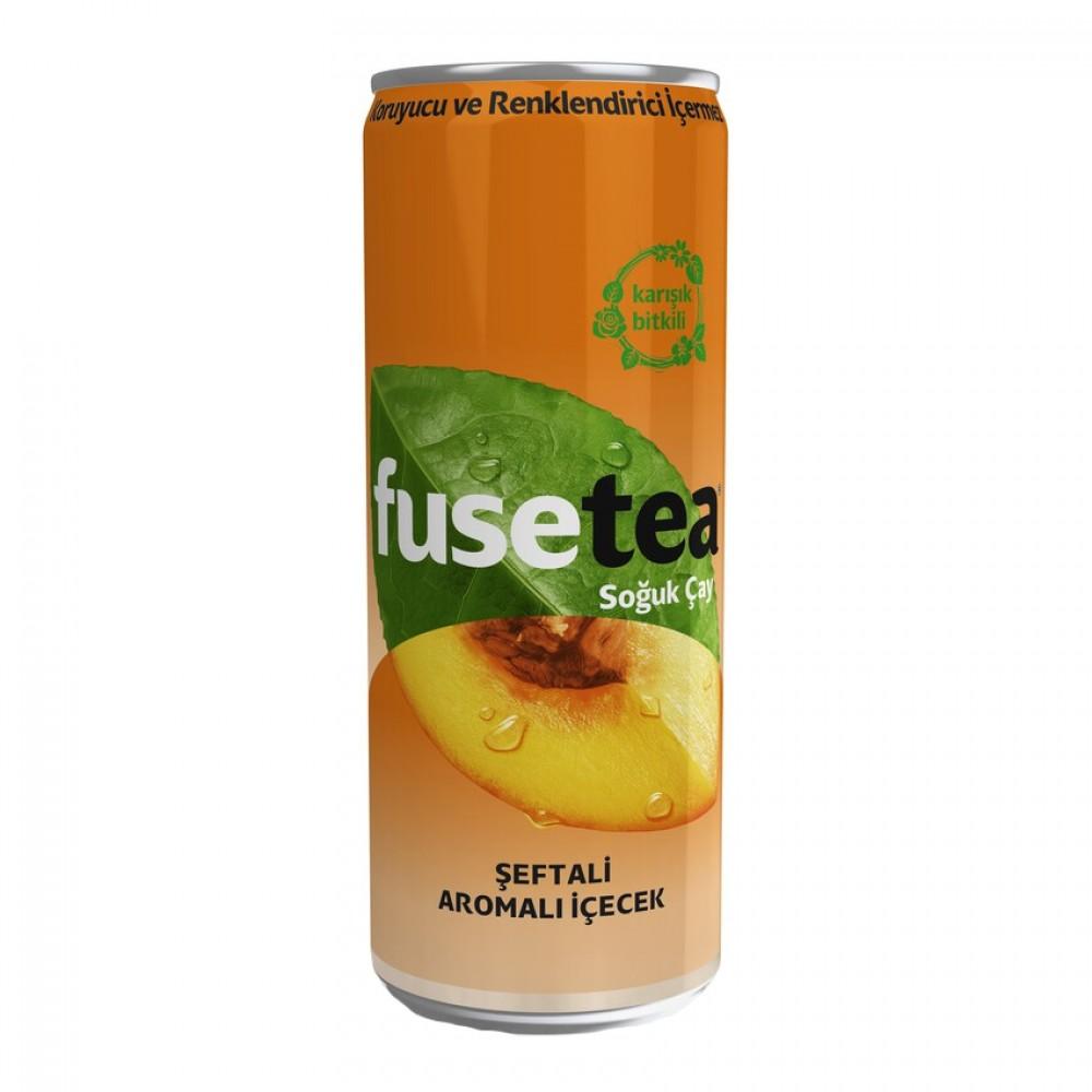 Fuse Tea Şeftali