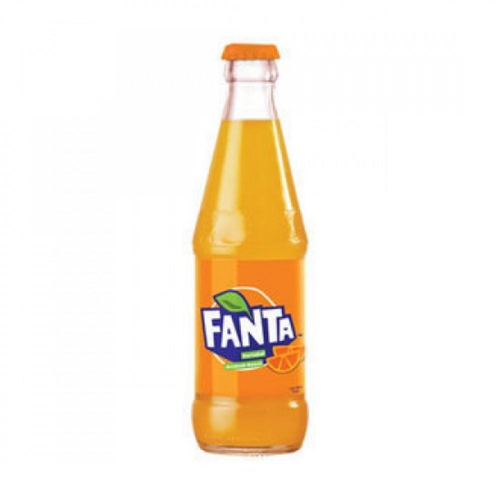 Şişe Fanta